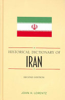 Historical Dictionary of Iran