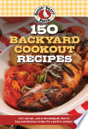 150 Backyard Cookout Recipes Book PDF