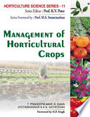 """Management of Horticultural Crops"" by T. Pradeepkumar"