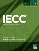 2018 International Energy Conservation Code