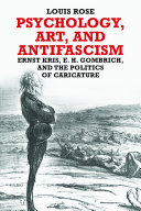 Psychology, Art, and Antifascism