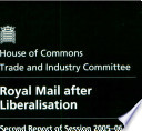Royal Mail After Liberalisation