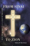 From Sinai to Zion [Pdf/ePub] eBook