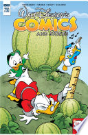 Walt Disney's Comics and Stories #730