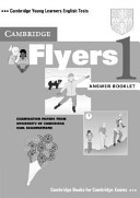 Cambridge Flyers 1 Answer booklet