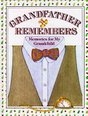 Grandfather Remembers