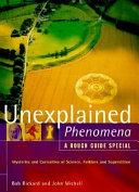 Unexplained Phenomena