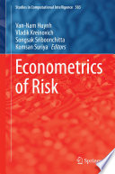 Econometrics of Risk Book