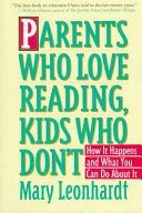 Parents who Love Reading  Kids who Don t