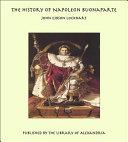 Pdf The History of Napoleon Buonaparte Telecharger