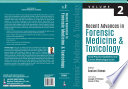 Recent Advances In Forensic Medicine And Toxicology 2