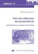 Voix des abbesses du grand siècle