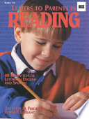 Letters To Parents In Reading Book PDF