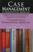 Landscape of Homeopathic Medicine