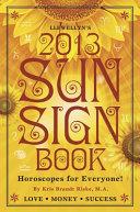 Llewellyn's 2013 Sun Sign Book