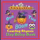 Halloween   One Two Boo  Counting Rhymes   Itsy Bitsy Book