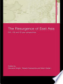The Resurgence of East Asia Book