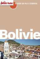 BOLIVIE 2016 Carnet Petit Futé