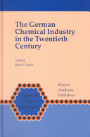 Pdf The German Chemical Industry in the Twentieth Century