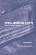 Again  Dangerous Visions  Essays in Cultural Materialism