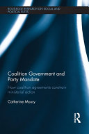Coalition Government and Party Mandate