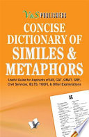 Concise Dictionary Of Metaphors And Similies PDF