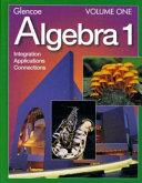 Glencoe Algebra 1 Book PDF