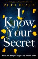 I Know Your Secret Pdf/ePub eBook