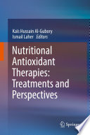 Nutritional Antioxidant Therapies  Treatments and Perspectives Book