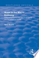 Water in the Macro Economy