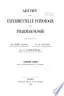 Naunyn Schmiedeberg s Archives of Pharmacology
