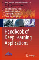 Handbook of Deep Learning Applications Book