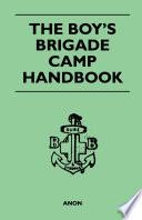 The Boy s Brigade Camp Handbook