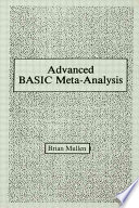 Advanced BASIC Meta analysis
