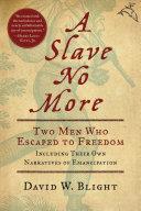 A Slave No More Pdf/ePub eBook