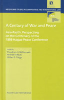 A Century of War and Peace