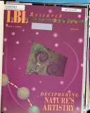 LBL Research Review