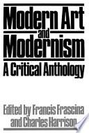 Modern Art and Modernism Book PDF