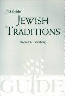 Jewish Traditions [Pdf/ePub] eBook