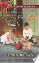 Her Longed For Family