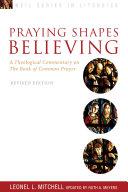 Praying Shapes Believing Pdf/ePub eBook