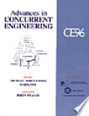 Advances in Concurrent Engineering