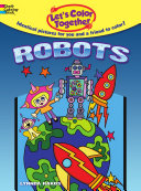 Let's Color Together -- Robots