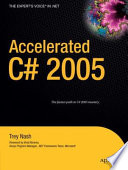 Accelerated C# 2005