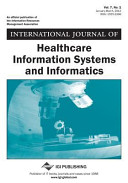 International Journal of Healthcare Information Systems and Informatics  Vol 7 ISS 1 Book