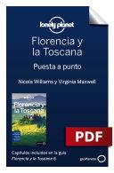 Florencia y la Toscana 6. Preparación del viaje