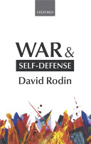 War And Self Defense