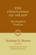 The Challenge of Islam