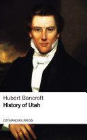 History of Utah Pdf/ePub eBook