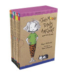 The Judy Moody Totally Awesome Collection